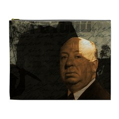 Alfred Hitchcock - Psycho  Cosmetic Bag (XL)
