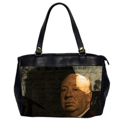 Alfred Hitchcock - Psycho  Office Handbags (2 Sides)
