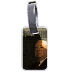 Alfred Hitchcock - Psycho  Luggage Tags (Two Sides)