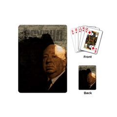 Alfred Hitchcock - Psycho  Playing Cards (Mini)