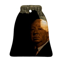 Alfred Hitchcock - Psycho  Ornament (Bell)