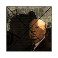 Alfred Hitchcock - Psycho  Acrylic Tangram Puzzle (6  x 6 )