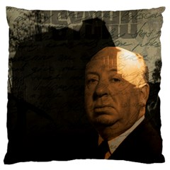 Alfred Hitchcock - Psycho  Large Cushion Case (One Side)
