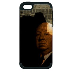 Alfred Hitchcock - Psycho  Apple iPhone 5 Hardshell Case (PC+Silicone)
