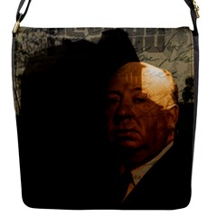 Alfred Hitchcock - Psycho  Flap Messenger Bag (S)