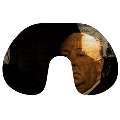 Alfred Hitchcock   Psycho  Travel Neck Pillows