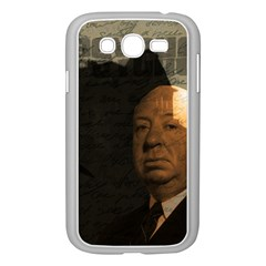 Alfred Hitchcock - Psycho  Samsung Galaxy Grand DUOS I9082 Case (White)