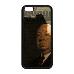 Alfred Hitchcock - Psycho  Apple iPhone 5C Seamless Case (Black)
