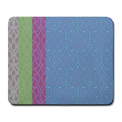 Fine Line Pattern Background Vector Large Mousepads