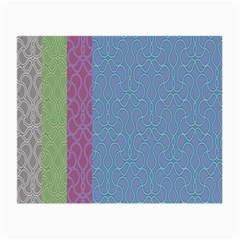 Fine Line Pattern Background Vector Small Glasses Cloth
