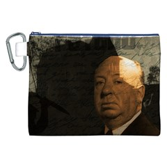Alfred Hitchcock - Psycho  Canvas Cosmetic Bag (XXL)
