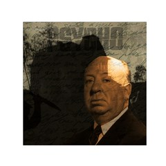 Alfred Hitchcock - Psycho  Small Satin Scarf (Square)