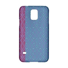 Fine Line Pattern Background Vector Samsung Galaxy S5 Hardshell Case