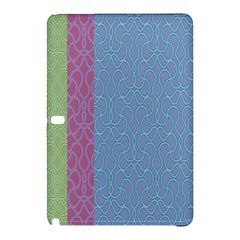 Fine Line Pattern Background Vector Samsung Galaxy Tab Pro 12.2 Hardshell Case