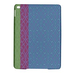 Fine Line Pattern Background Vector iPad Air 2 Hardshell Cases