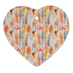 Repeating Pattern How To Ornament (heart)