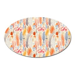 Repeating Pattern How To Oval Magnet