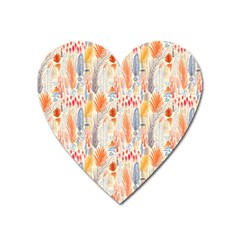 Repeating Pattern How To Heart Magnet