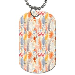 Repeating Pattern How To Dog Tag (One Side)