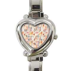 Repeating Pattern How To Heart Italian Charm Watch