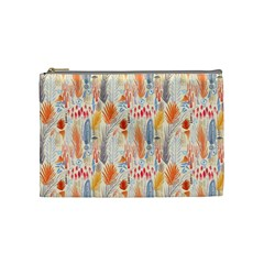 Repeating Pattern How To Cosmetic Bag (Medium)