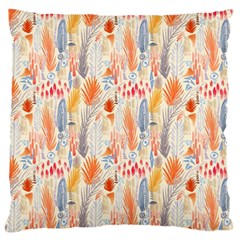 Repeating Pattern How To Large Cushion Case (One Side)