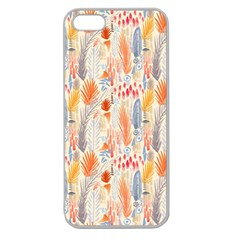 Repeating Pattern How To Apple Seamless iPhone 5 Case (Clear)