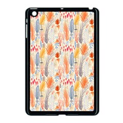 Repeating Pattern How To Apple Ipad Mini Case (black)