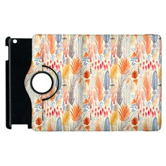Repeating Pattern How To Apple Ipad 3/4 Flip 360 Case