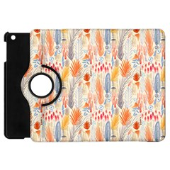 Repeating Pattern How To Apple iPad Mini Flip 360 Case