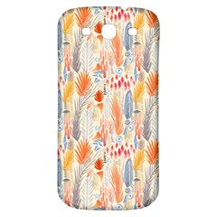 Repeating Pattern How To Samsung Galaxy S3 S III Classic Hardshell Back Case