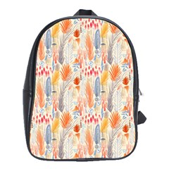 Repeating Pattern How To School Bags (xl)