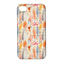 Repeating Pattern How To Apple iPhone 4/4S Hardshell Case with Stand
