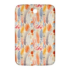 Repeating Pattern How To Samsung Galaxy Note 8.0 N5100 Hardshell Case