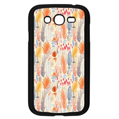 Repeating Pattern How To Samsung Galaxy Grand DUOS I9082 Case (Black)