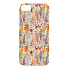 Repeating Pattern How To Apple iPhone 5S/ SE Hardshell Case