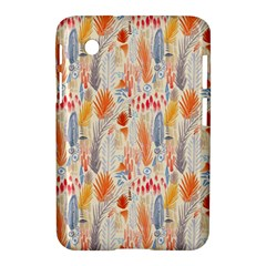 Repeating Pattern How To Samsung Galaxy Tab 2 (7 ) P3100 Hardshell Case