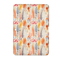 Repeating Pattern How To Samsung Galaxy Tab 2 (10.1 ) P5100 Hardshell Case