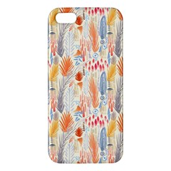 Repeating Pattern How To iPhone 5S/ SE Premium Hardshell Case