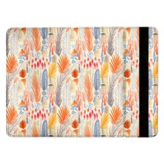 Repeating Pattern How To Samsung Galaxy Tab Pro 12.2  Flip Case