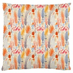Repeating Pattern How To Standard Flano Cushion Case (Two Sides)