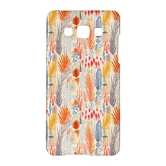Repeating Pattern How To Samsung Galaxy A5 Hardshell Case
