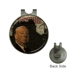 Alfred Hitchcock - Psycho  Hat Clips with Golf Markers