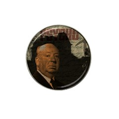 Alfred Hitchcock - Psycho  Hat Clip Ball Marker