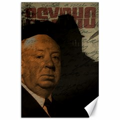 Alfred Hitchcock - Psycho  Canvas 24  x 36