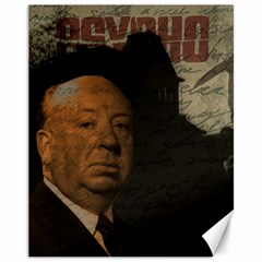 Alfred Hitchcock - Psycho  Canvas 11  x 14