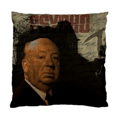 Alfred Hitchcock - Psycho  Standard Cushion Case (One Side)