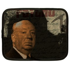 Alfred Hitchcock - Psycho  Netbook Case (XL)