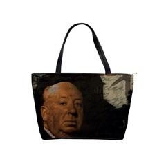 Alfred Hitchcock - Psycho  Shoulder Handbags
