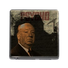 Alfred Hitchcock - Psycho  Memory Card Reader (Square)